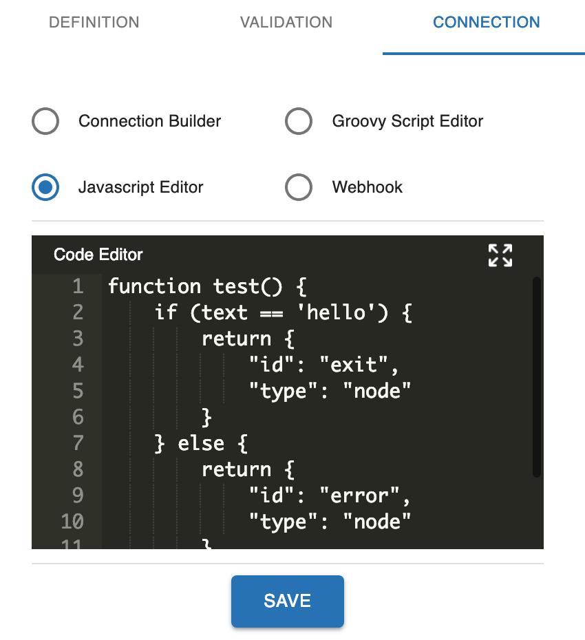 javascript_connection